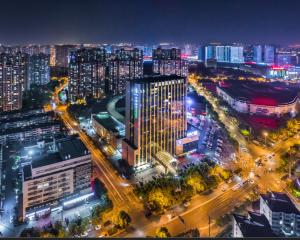 香港-無錫自由行 中國國際航空美豪麗致酒店(無錫麗致旗艦店)