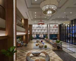 香港-檳城自由行 中華航空公司-香格里拉集團檳城喬治城JEN酒店