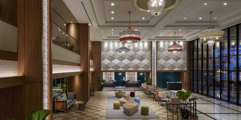 香港快運航空香格里拉集團檳城喬治城JEN酒店