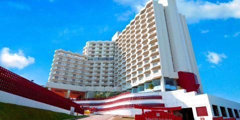 中國國際航空公司+沖繩格蘭美爾度假酒店
