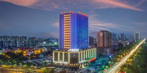 中國國際航空公司+明華大酒店(阿克蘇天百友好購物廣場店)