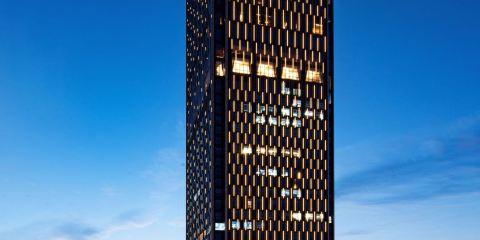 香港航空煙台萬達文華酒店