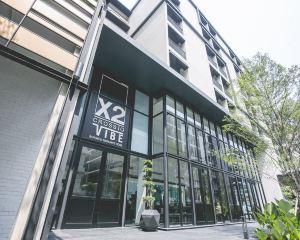 香港-曼谷 4天自由行 阿聯酋航空+X2氛圍曼谷素坤逸酒店
