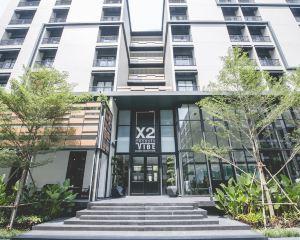 香港-曼谷 5天自由行 香港快運航空+X2氛圍曼谷素坤逸酒店