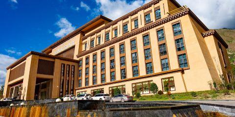 中國國際航空公司+芒康雲曲莊園酒店