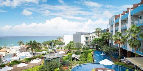 國泰航空+普吉島陽光海灘度假酒店