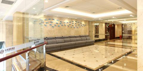 中國國際航空公司+齊齊哈爾和美國際酒店