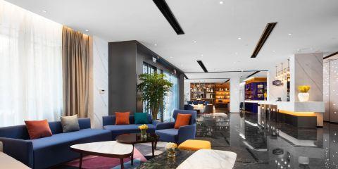 中國東方航空公司義烏國際商貿城希爾頓歡朋酒店