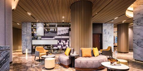 香港航空呼和浩特鼓樓希爾頓歡朋酒店