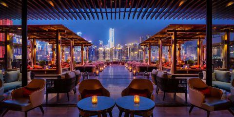香港航空重慶麗晶酒店