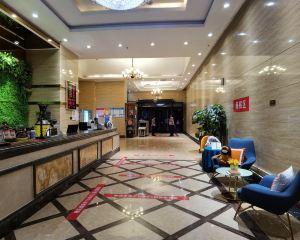 香港-哈密市自由行 中國國際航空公司-哈密豫商大酒店