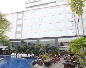 香港-班賈爾馬辛自由行 印尼嘉魯達航空班賈爾馬辛美居酒店