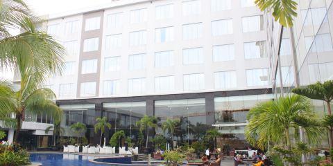 印尼嘉魯達航空班賈爾馬辛美居酒店