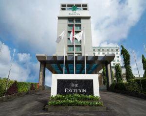 香港-巨港自由行 印尼嘉魯達航空艾克斯頓酒店