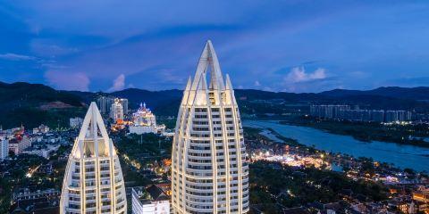 中國東方航空公司+西雙版納泊悅酒店
