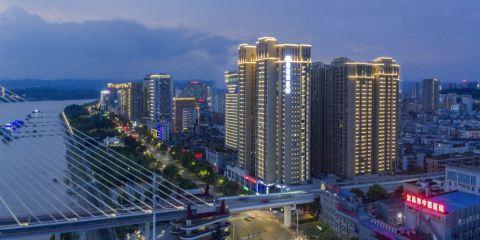 上海航空公司麗橙酒店·智(宜昌三峽遊客中心濱江萬達店)