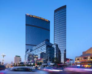 香港-昆明自由行 香港快運航空-昆明佳華廣場酒店
