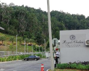 香港-關丹自由行 馬來西亞航空公司珍拉丁皇家朱蘭小屋