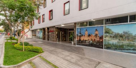 荷蘭皇家航空公司+利馬聖伊西德羅希爾頓歡朋酒店