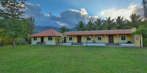 斯里蘭卡航空公司德瓦拉斯魯瓦尼度假村