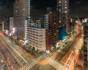 香港-東京自由行 中國南方航空東新宿E酒店