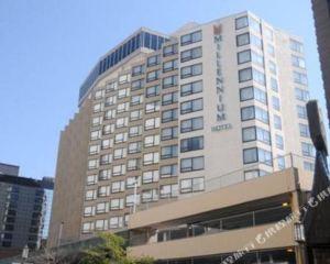 香港-明尼阿波利斯自由行 法國航空公司-明尼阿波利斯千禧酒店