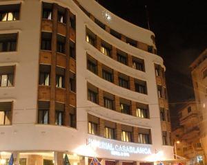 香港-卡薩布蘭卡自由行 卡塔爾航空帝國卡薩布蘭卡酒店