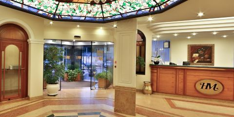 俄羅斯航空+米蘭莫扎特酒店