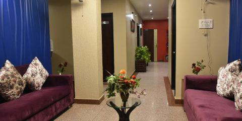 印度捷特航空公司+Hotel Vibhav Harsh