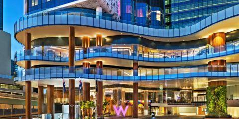 汶萊皇家航空公司+布里斯班 W 酒店