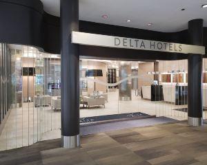 香港-艾蒙頓自由行 法國航空公司-Delta埃德蒙頓中心酒店