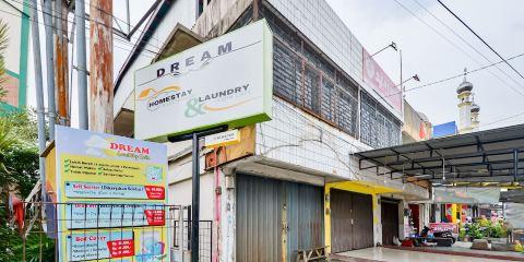 印尼嘉魯達航空+Dream Guesthouse