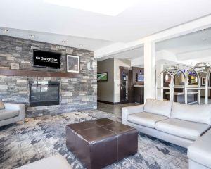 香港-喬治王子城自由行 加拿大航空公司-桑德曼酒店加喬治王子套房