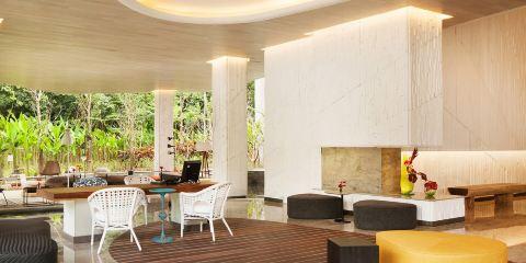 馬印航空+巴厘島金巴蘭 RIMBA 酒店
