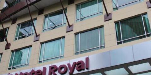 菲律賓航空公司皇家酒店
