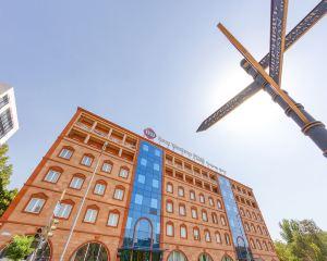 香港-葉里溫自由行 德國漢莎航空-貝斯特韋斯特優質國會酒店