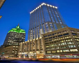 香港-紐約自由行 印度捷特航空公司-紐約朗廷酒店,第五大道