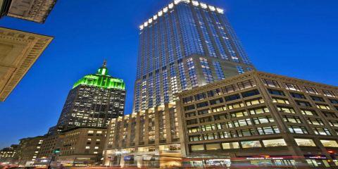 中國東方航空公司紐約朗廷酒店,第五大道