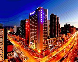 香港-西寧自由行 香港航空西寧藍寶石大酒店