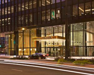 香港-芝加哥自由行 印度航空公司-芝加哥朗廷酒店