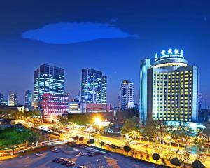 香港-南京自由行 長榮航空-南京玄武飯店