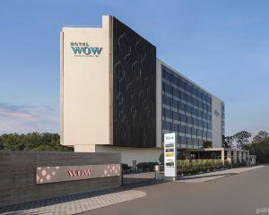 香港-印多爾自由行 印度捷特航空公司-WOW 酒店