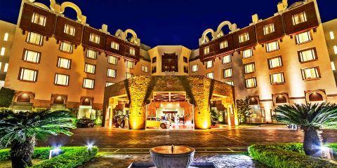 中國國際航空公司伊斯蘭堡塞雷納酒店