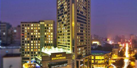 中國國際航空公司+南昌嘉萊特和平國際酒店