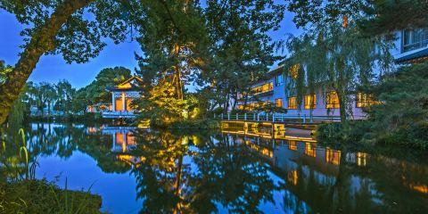 上海航空公司+杭州西湖國賓館·西湖第一名園