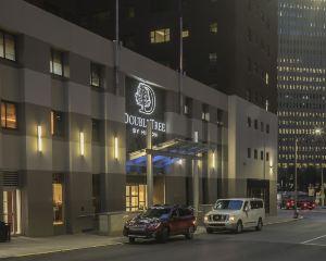 香港-匹茲堡自由行 加拿大航空公司-匹茲堡市中心希爾頓逸林套房酒店