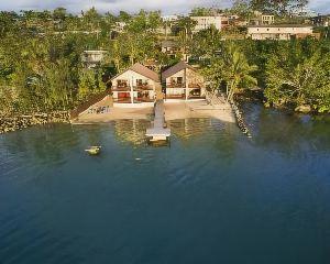 香港-維拉港自由行 斐濟航空-法圖馬魯小屋酒店