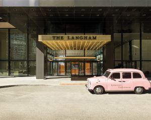 香港-芝加哥自由行 法國航空公司芝加哥朗廷酒店