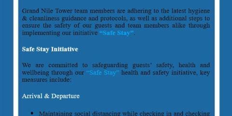 Etihad Airways尼羅河大廈酒店