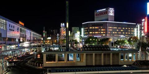 日本航空公司岡山站前大和ROYNET酒店
